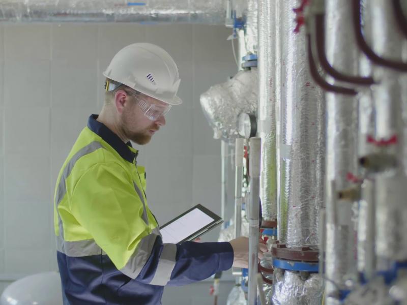 Installation et maintenance des systèmes de comptage